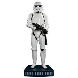 Star Wars Estatua tamaño real Stormtrooper 198 cm - Imagen 1