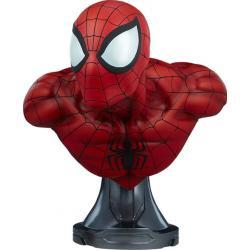 Marvel Busto 1/1 Spider-Man 58 cm - Imagen 1