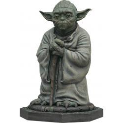 Star Wars Estatua Bronce tamaño real Yoda 79 cm - Imagen 1