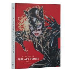 Sideshow Collectibles Libro Fine Art Prints Vol. 1 - Imagen 1