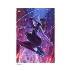 Marvel Comics Litografia Spider-Gwen 46 x 56 cm - enmarcado - Imagen 1