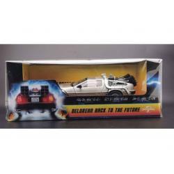 Regreso al Futuro Vehículo Diecast 1/18 1983 DeLorean - Imagen 1