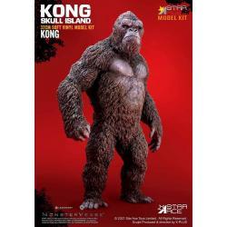 Kong: La Isla Calavera Maqueta Soft Vinyl Model Kit Kong 1.0 32 cm - Imagen 1