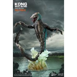 Kong La Isla Calavera Estatua Deform Real Series Skull Crawler 32 cm - Imagen 1