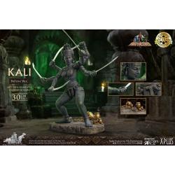 El viaje fantástico de Simbad Estatua Soft Vinyl Ray Harryhausens Kali Deluxe Version 32 cm - Imagen 1