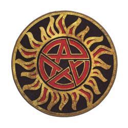 Supernatural Felpudo Anti-Possession Symbol 61 cm - Imagen 1