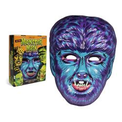 Universal Monsters Máscara Wolf Man (Blue) - Imagen 1