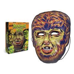 Universal Monsters Máscara Wolf Man (Yellow) - Imagen 1
