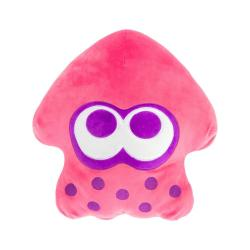 Splatoon Peluche Mocchi-Mocchi Mega Pink Neon Squid 32 cm - Imagen 1