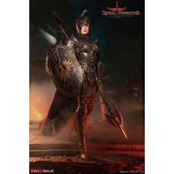 Royal Defender Figura 1/6 Black Edition 30 cm - Imagen 1