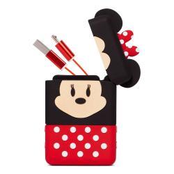 Disney PowerSquad Cable de carga 3in1 Minnie Mouse - Imagen 1