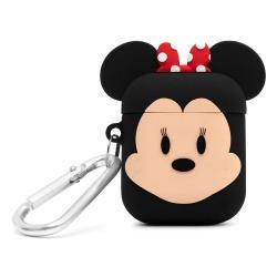 Disney PowerSquad Caja de Carga Inalámbrica para AirPods Minnie Mouse - Imagen 1