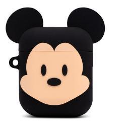 Disney PowerSquad Caja de Carga Inalámbrica para AirPods Mickey Mouse - Imagen 1