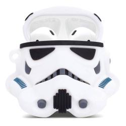 Star Wars PowerSquad Caja de Carga Inalámbrica para AirPods Stormtrooper - Imagen 1