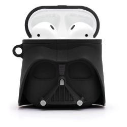 Star Wars PowerSquad Caja de Carga Inalámbrica para AirPods Darth Vader - Imagen 1