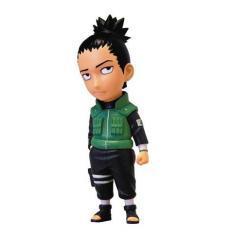 Naruto Shippuden Figura Mininja Shikamaru Series 2 Exclusive 8 cm - Imagen 1