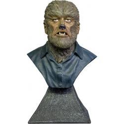 Universal Monsters Busto mini The Wolf Man 15 cm - Imagen 1