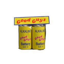 Chucky: el muñeco diabólico 2 Réplica 1/1 baterías Good Guys - Imagen 1