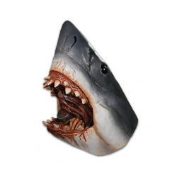 Tiburón Máscara de látex Bruce the Shark - Imagen 1