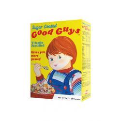 Chucky: el muñeco diabólico 2 Réplica 1/1 Caja de cereales Good Guys - Imagen 1