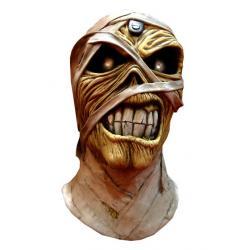 Iron Maiden Máscara de látex Powerslave Mummy - Imagen 1