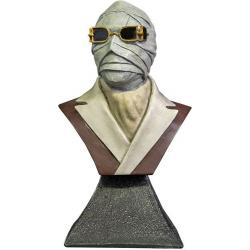 Universal Monsters Busto mini The Invisible Man 15 cm - Imagen 1