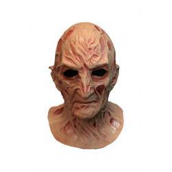 Pesadilla en Elm Street 4: El señor de los sueños Máscara de látex Deluxe Freddy Krueger - Imagen 1