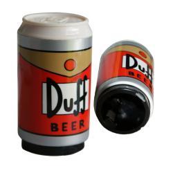 Simpsons Abrebotellas Duff Beer - Imagen 1