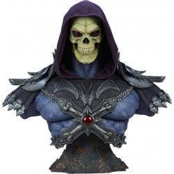 Masters of the Universe Busto 1/1 tamaño real Skeletor Legends 71 cm - Imagen 1