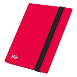 Ultimate Guard Flexxfolio 160 - 8-Pocket Rojo - Imagen 1