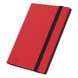 Ultimate Guard Flexxfolio 360 - 18-Pocket XenoSkin Rojo - Imagen 1
