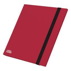 Ultimate Guard Flexxfolio 480 - 24-Pocket (Quadrow) - Rojo - Imagen 1