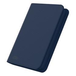 Ultimate Guard Zipfolio 160 - 8-Pocket XenoSkin Azul - Imagen 1