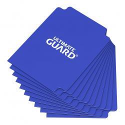 Ultimate Guard Card Dividers Tarjetas Separadoras para Cartas Tamaño Estándar Azul (10) - Imagen 1