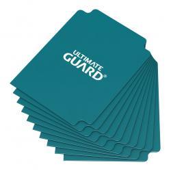 Ultimate Guard Card Dividers Tarjetas Separadoras para Cartas Tamaño Estándar Gasolina Azul (10) - Imagen 1