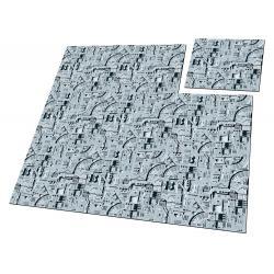 Ultimate Guard Battle-Tiles 1' Starship 30 x 30 cm (9) - Imagen 1