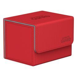 Ultimate Guard Sidewinder 100+ XenoSkin Rojo - Imagen 1