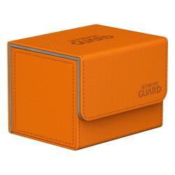 Ultimate Guard Sidewinder 100+ XenoSkin Naranja - Imagen 1