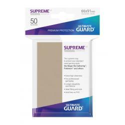 Ultimate Guard Supreme UX Sleeves Fundas de Cartas Tamaño Estándar Beige (50) - Imagen 1