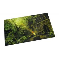 Ultimate Guard Tapete Lands Edition II Bosque 61 x 35 cm - Imagen 1