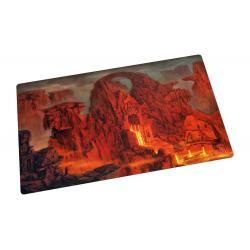 Ultimate Guard Tapete Lands Edition II Montaña 61 x 35 cm - Imagen 1