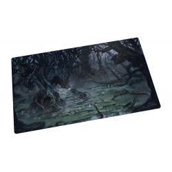 Ultimate Guard Tapete Lands Edition II Pantano 61 x 35 cm - Imagen 1