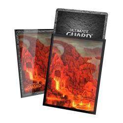 Ultimate Guard Printed Sleeves Tamaño Estándar Lands Edition II Montaña (100) - Imagen 1