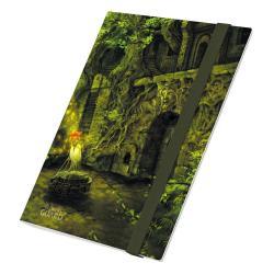 Ultimate Guard Flexxfolio 360 - 18-Pocket Lands Edition II Bosque - Imagen 1
