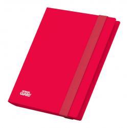 Ultimate Guard Flexxfolio 20 - 2-Pocket - Rojo - Imagen 1