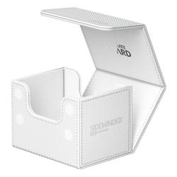 Ultimate Guard Sidewinder 100+ XenoSkin Monocolor Blanco - Imagen 1