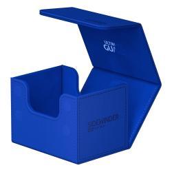 Ultimate Guard Sidewinder 100+ XenoSkin Monocolor Azul - Imagen 1