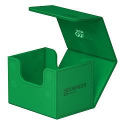 Ultimate Guard Sidewinder 100+ XenoSkin Monocolor Verde - Imagen 1