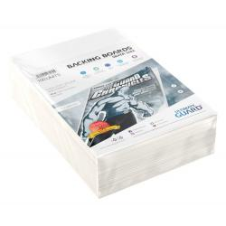 Ultimate Guard Comic Backing Boards Silver Size (100) - Imagen 1