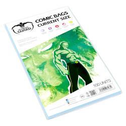 Ultimate Guard Comic Bags Bolsas de Comics Current Size (100) - Imagen 1